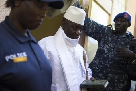 Manifestation à Kanilai : Deux frères de l'ancien président Jammeh portés disparus