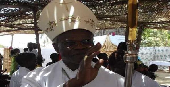 Homélie de Popenguine 2017: L'évêque de Kolda appelle les électeurs à aller voter aux Législatives