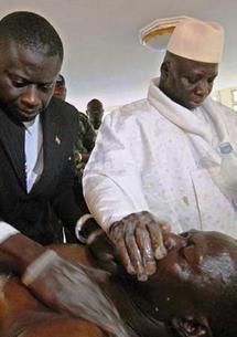 """""""Yaya Jammeh veut étouffer la presse de son pays !"""""""