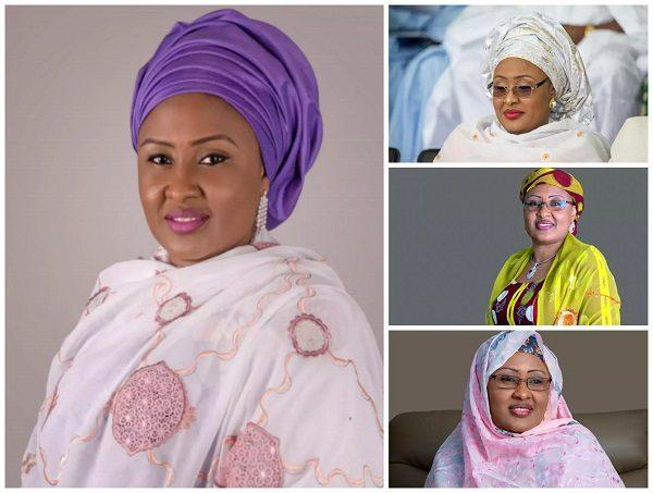 "Aisha Buhari, Première dame du Nigéria : ""Le Président Muhammadu va mieux"""