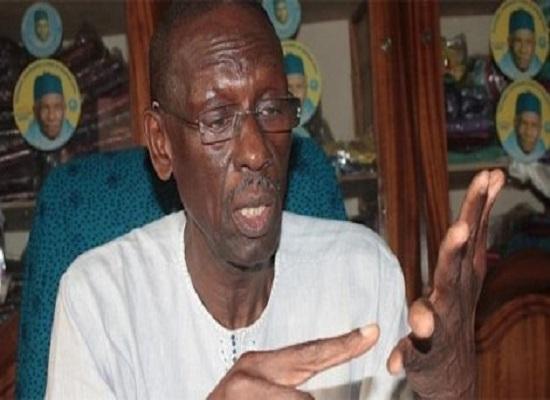 Coalition Wattu Senegaal : Doudou Wade zappé