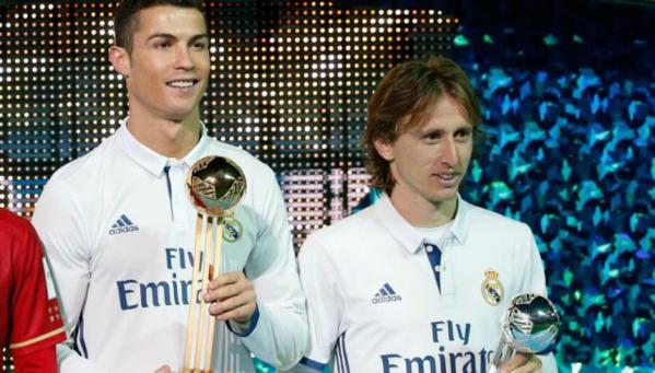 Luka Modric: « Personne ne peut nier qu'en ce moment, Cristiano est le meilleur du monde »