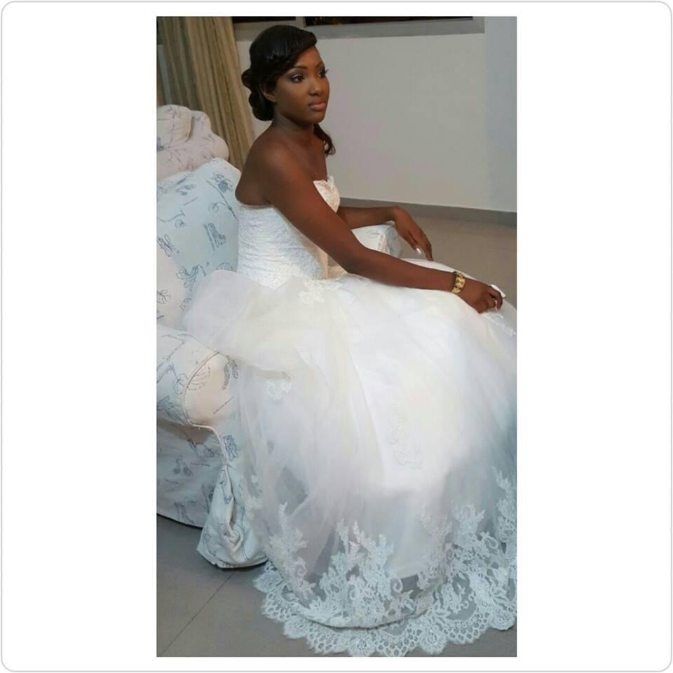 Robes de mariage: simples et élégantes...laquelle choisir?