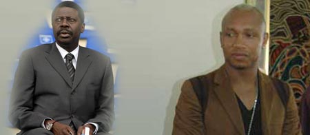 El Hadj Diouf : ''Pape Diouf, c'est notre Obama à nous''