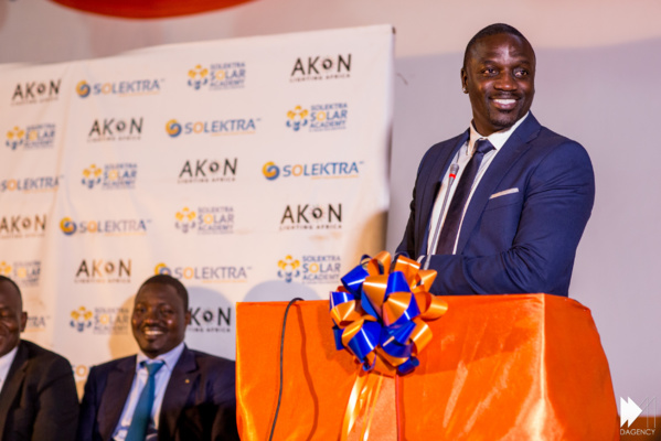 Akon Lighting Africa s'introduit en Bourse à Wall Street