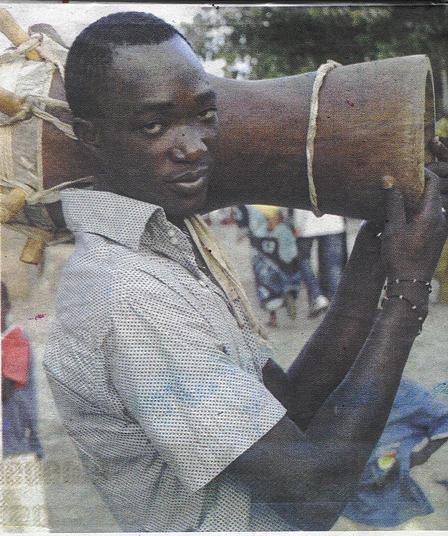 Plus loin avec…Massamba Seck, fils du chanteur Mapenda Seck : « Je rêve de remarier mon père et ma mère… »