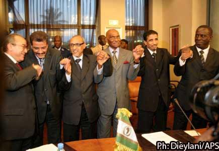Crise politique en Mauritanie: toujours pas d'accord à Dakar
