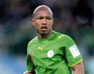 "El Hadji Diouf salue la victoire des ""Verts"" contre la Zambie"