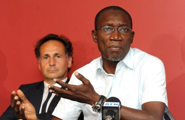 Me Amadou Sall : LE SÉJOUR CARCÉRAL DE KHALIFA SALL NE NOUS OBLIGE PAS À NOUS RANGER DERRIÈRE LUI