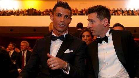 Quand Messi encense Ronaldo