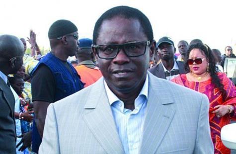 Kaolack: Pape Diop pêche dans les eaux de Modou Diagne Fada