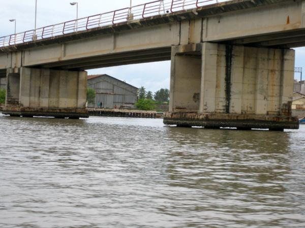 Pont Emile Badiane (Ziguinchor)