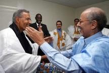 Ould Daddah rencontre le Président renversé