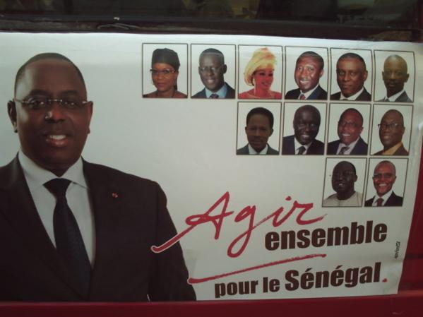 Investiture officielle des députés de la diaspora BBY dans les huit Départements