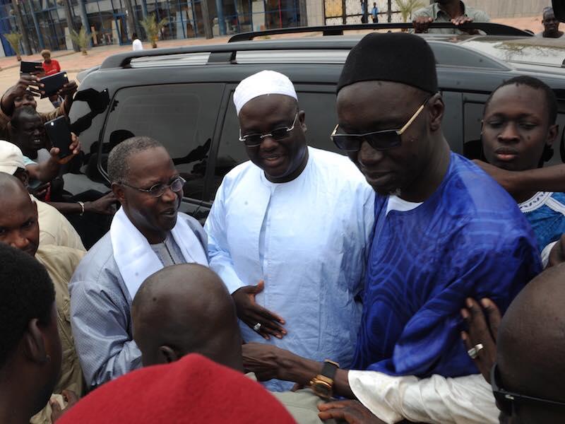 7 photos : Visite du Premier ministre Mahammed Boun Abdallah Dionne à Touba