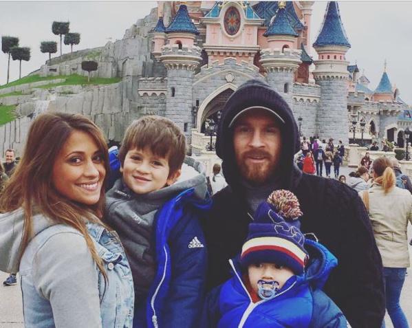Tout savoir sur Antonella Roccuzzo, la compagne de Lionel Messi