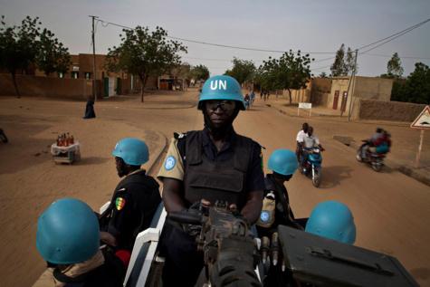 «Le Sénégal deviendra le premier contributeur de la MINUSMA», (Macron)