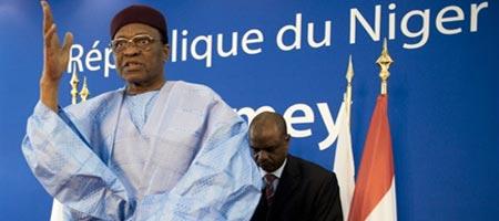 Niger : le président Tandja dissout la Cour constitutionnelle