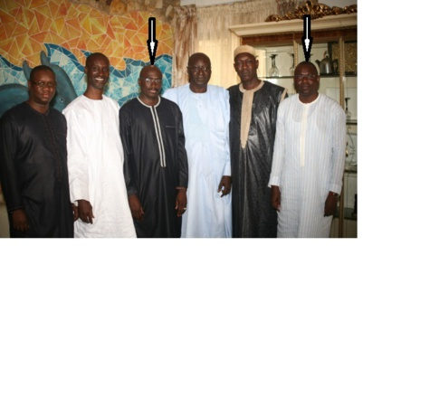 Contestation des investitures: Le sabre de Macky Sall s'abat sur Maguette Ngom et Ansoumana Danfa