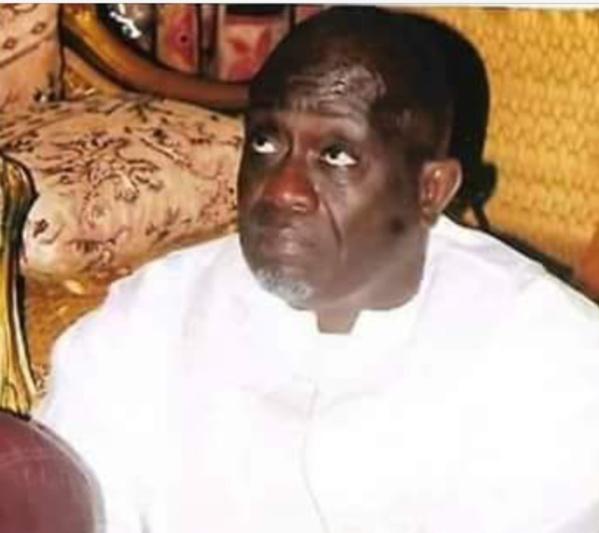 Touba en deuil Serigne Alioune Mbacke de Gaïndé Fatma rappelé a Dieu