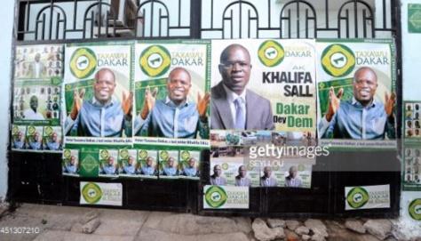 Khalifa Sall ou l'équation d'une campagne menée depuis sa cellule de Rebeuss