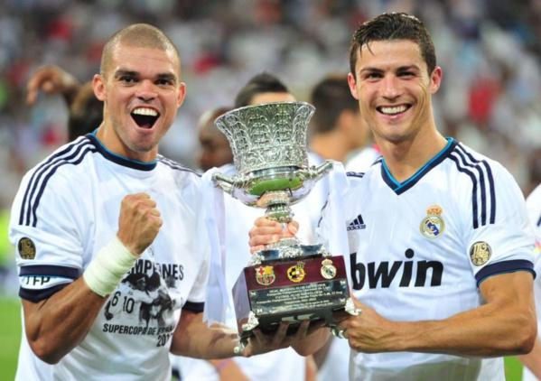 Pepe fait le forcing pour convaincre Cristiano Ronaldo de signer au PSG