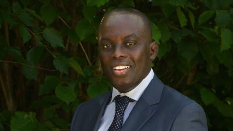 Le Franco-sénégalais Jean-François Mbaye, élu député dans la 2e circonscription du Val-de-Marne