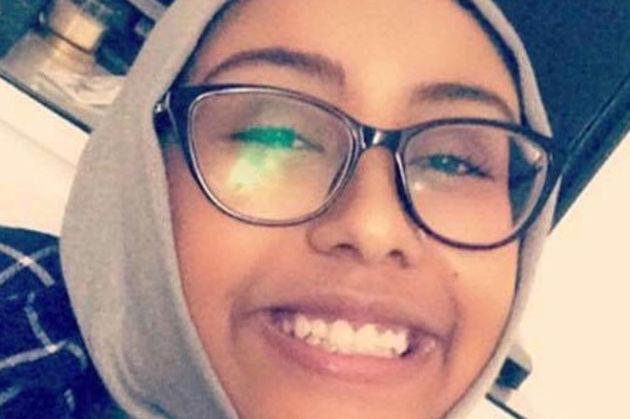 Nabra, 17 ans, tuée à la sortie d'une mosquée