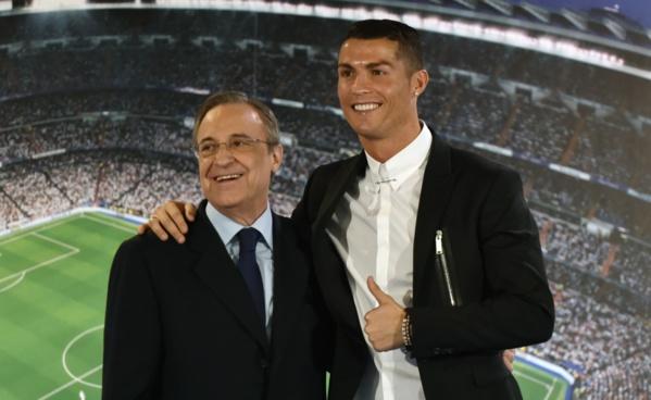 Real Madrid: pas d'offre pour Cristiano Ronaldo selon Florentino Perez, qui ne le voit pas partir