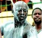 Non content d'un article de presse, le lutteur Tapha Guèye abreuve d'injures le reporter de l'Obs