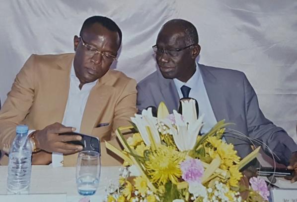 Mbagnick Ndiaye et Babacar Domingo Mané décryptent le nouveau Code de la presse