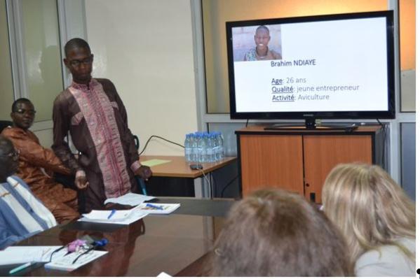 Employabilité des jeunes: Le conseil d'Administration de la Fondation Master Card à l'ANPEJ