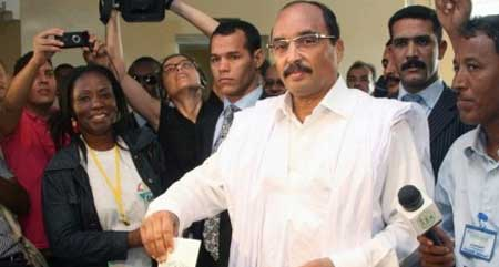 PRESIDENTIELLE - MAURITANIE: le général putschiste vers la victoire, l'opposition conteste les resultats