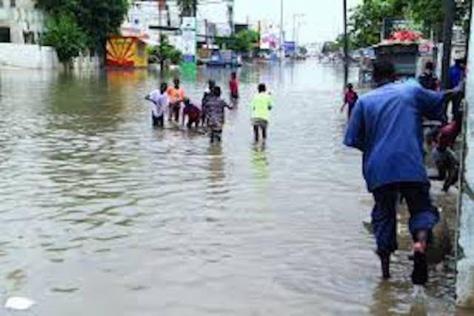 Tambacounda : La pluie fait un mort, un enfant repêché dans une fosse septique
