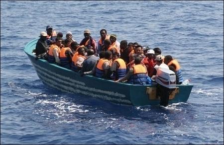 LUTTE CONTRE L'ÉMIGRATION CLANDESTINE : Le dispositif Frontex prolongé d'un an