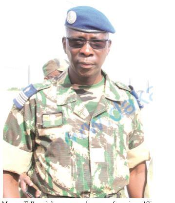Moussa Fall : L'homme qui veille sur la sécurité du Palais présidentiel