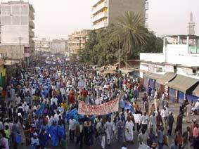AFFAIRE DU MARABOUT PEDOPHILE : 200 personnes ont marché à Ziguinchor