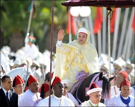 10 ans de règne de Mohammed VI: le Maroc en liesse pendant quatre jours