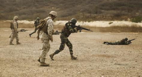 Mali : L'armée sénégalaise se prépare aux côtés de la marine américaine, à soutenir les opérations de maintien de la paix