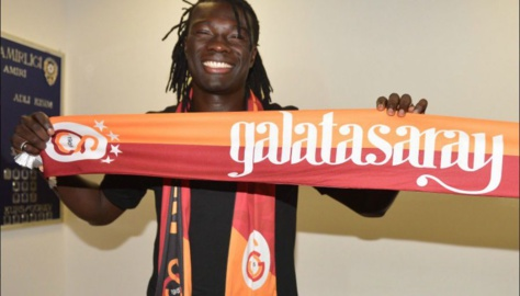 Mercato: Gomis atterrit à Galatasaray (Turquie)