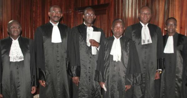 Conseil constitutionnel : Bousso Diao Fall et Seydou Nourou Tall installés officiellement