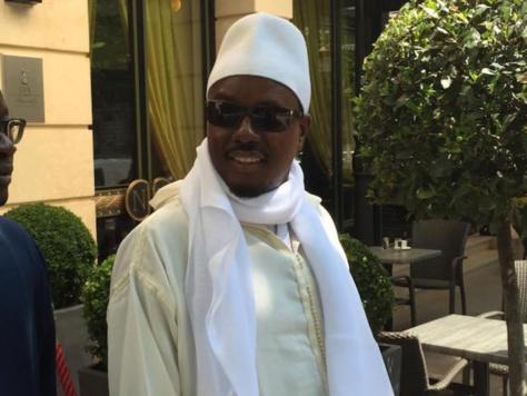 """Serigne Bass Abdou Khadre Mbacké : """"Ce qu'Emmanuel Macron m'a dit sur le mouridisme..."""""""