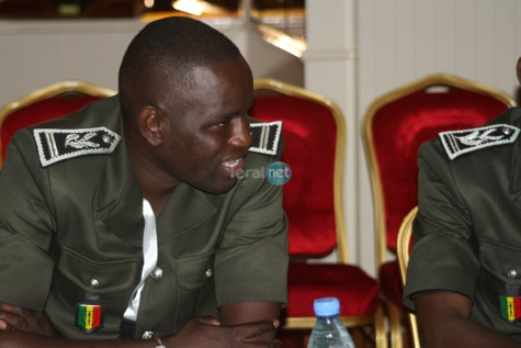 PHOTOS - Journée de partage du manuel de déontologie à l'usage des magistrats du Sénégal