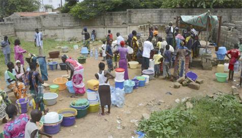 L'Etat invité à veiller à une correcte distribution de l'eau à Dakar