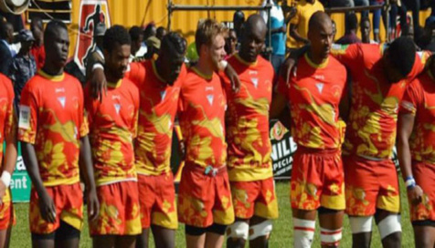 """""""Gold cup africa"""" de rugby : Le Sénégal perd devant l'Ouganda"""