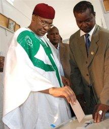 Niger: Mamadou Tandja, un ex-militaire mordu de politique et de pouvoir