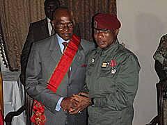 Conakry: Le Président sénégalais, Me Abdoulaye Wade prendra part à la remise officielle du prix de l'excellence du CIMA au Capitaine Moussa Dadis Camara, ce samedi, 8 août 2009
