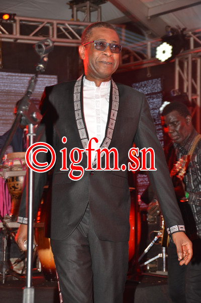 19 photos : Soirée King FM, Youssou Ndour casse la baraque