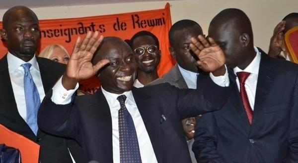 Législatives : Idrissa Seck met les enseignants du Rewmi en ordre de bataille