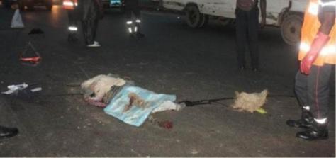 Horreur à Dahra Jolof : Un camion-citerne écrase un bébé, le conducteur se livre à la gendarmerie